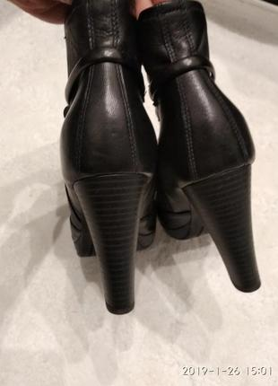 Ботинки nero giardini2