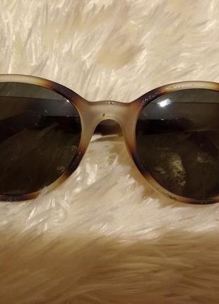 Очки леопардовая оправа1