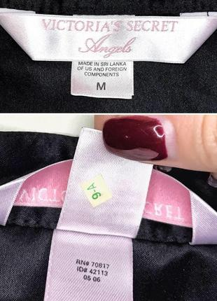 Атласная ночная рубашка/пеньюар victoria's secret5 фото