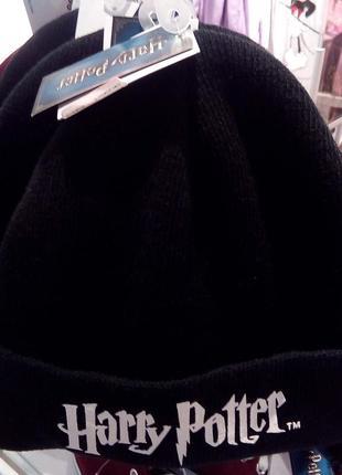 Новая черная шапка sinsay harry potter гарри поттер фильм фанаты фандом фан-клуб3