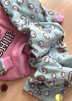 Мягенькая пижама от disney4