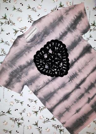 Крутая фирменная футболка с сердцем, размер 44 - 46, франция6