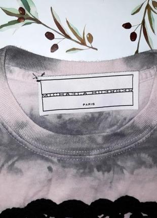 Крутая фирменная футболка с сердцем, размер 44 - 46, франция7