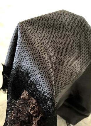 Нежное стильное шелковое платье. s/m.4