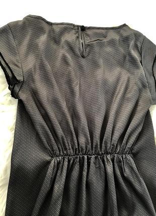 Нежное стильное шелковое платье. s/m.9