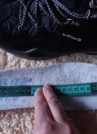 Женские ботинки lowa calceta gtx ws9