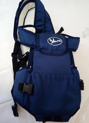 Эрго-рюкзак умка1