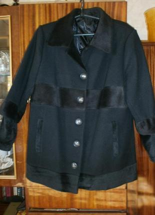 Короткое пальто-50р
