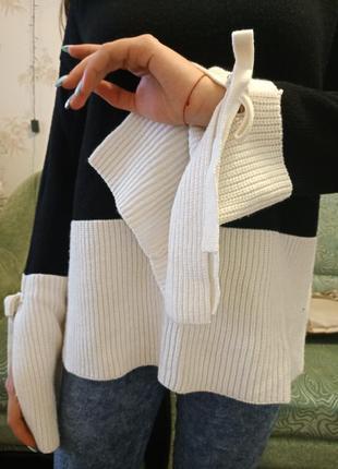 Крутой свитер в стиле колорблок primark3
