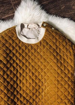 Краствая горчичная кофта свитер оверсайз6