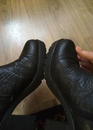 Ботинки женские б/у3