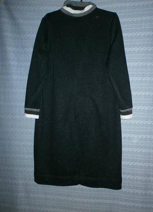 В наличии стильное тёплое платье-52р2