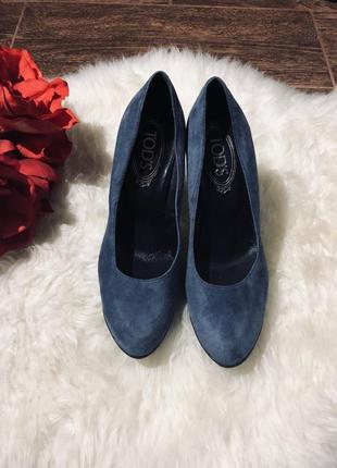 Шикарные кожаные туфли известного бренда7