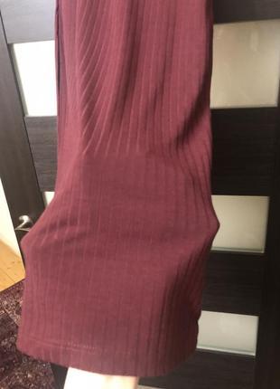 Плаття в рубчик3