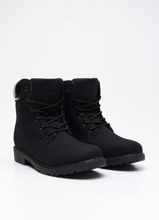Ботинки в стиле в стиле timberland,новые, р 391