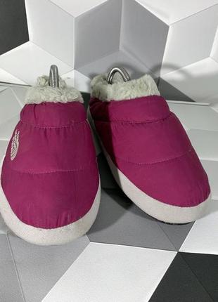 Тапочки the north face slippers xs tnf оригинал3