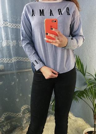Рубашка от bershka кофта оригинальная блуза блузка2