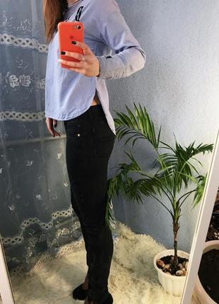 Рубашка от bershka кофта оригинальная блуза блузка4