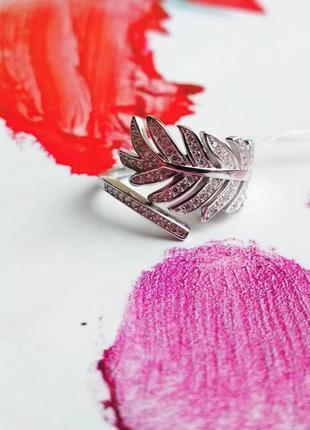 Серебряное кольцо3 фото