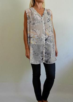 Лёгкая базовая блуза1