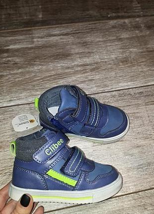 Ботинки, ботиночки, демисезонные clibee