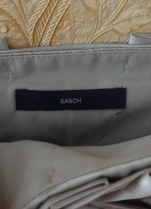 Вечернее платье sasch атласное  на выпускной4 фото