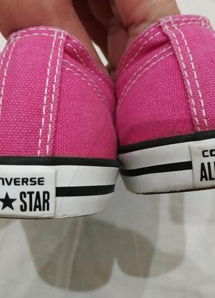 Converse кеды на 38-38.5 размер4 фото