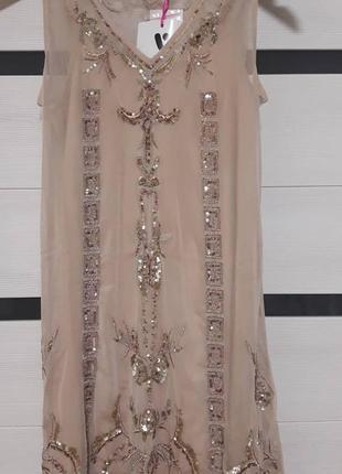 Шикарное платье3 фото