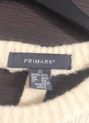 Мягкий теплый свитер primark, новый!5 фото