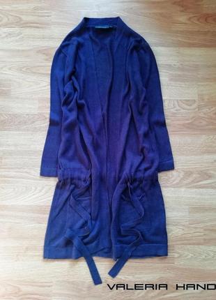 Мягкая легкая кофта - накидка - кардиган kiabi woman - размер 44-461