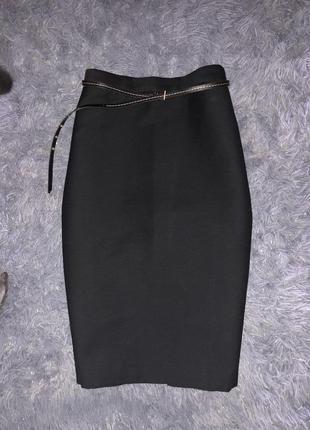 Новая/шерстяная юбка , бренд h&m1