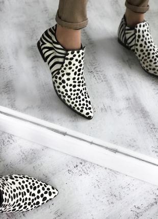 Ковбойки стильние сапоги сапожки чобітки чоботи козаки козачки лодочки черевики 37 розмер2
