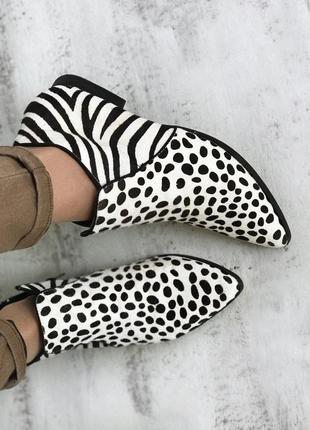 Ковбойки стильние сапоги сапожки чобітки чоботи козаки козачки лодочки черевики 37 розмер5