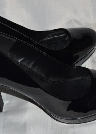 Туфли лодочки even&odd размер 42 43, туфлі8