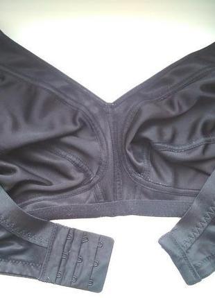 40d 90d, 95с стильный черный мягкий бюстгальтер без косточек бралетт marks & spencer5