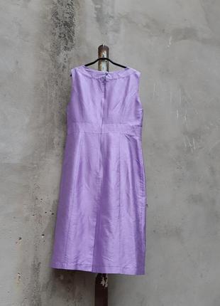 Шелковое платье2