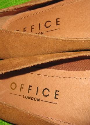Балетки office london,р.39-406