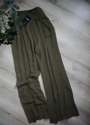 Шикарные брюки палаццо2