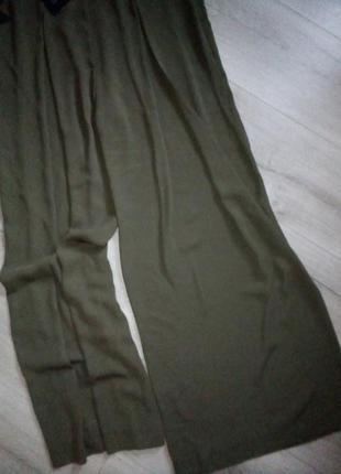 Шикарные брюки палаццо5