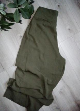 Шикарные брюки палаццо6