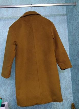 Теплое стильное пальто2