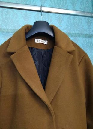 Теплое стильное пальто3