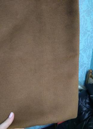 Теплое стильное пальто5