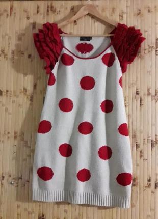 Платье сарафан бренд pepper  london p. s/m