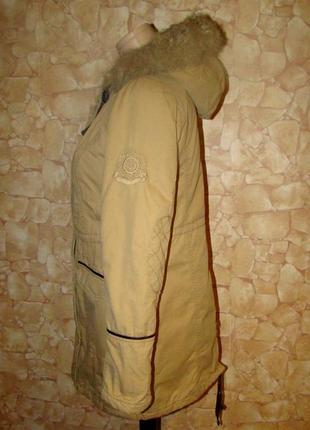 Курточка парка camaieu р.8/383 фото