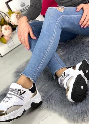 Женские кроссовки р 36-41 маломерят2