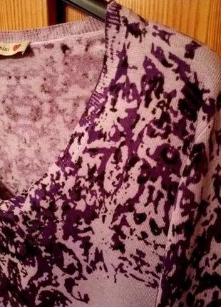 Шикарный,нежный свитер,джемпер alberto bini,шелк,кашемир2