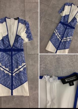 Нарядное  платье missguided3