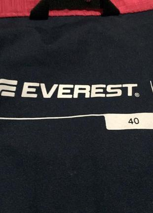 Женская куртка ветровка everest2