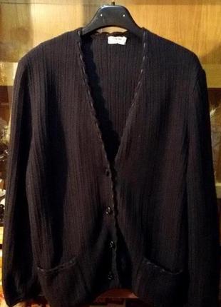 Шикарная кофта,кардиган celine,оригинал,шерсть.